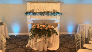 Sweetheart table   in Teaneck, NJ | Teaneck Flower Shop (A.A.A.A.A.)