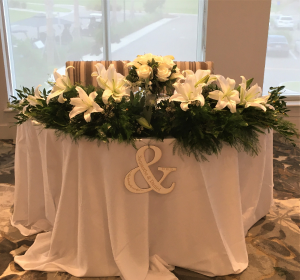Sweetheart Table   in Boca Raton, FL | Flowers of Boca