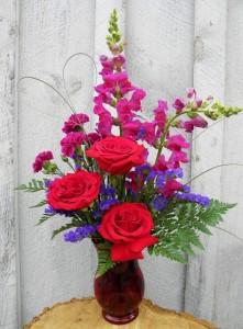 Sweetheart  Valentine Bouquet
