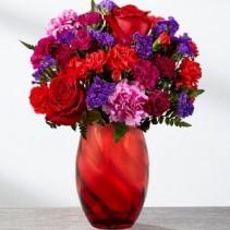 Sweethearts Bouquet  Fresh Arrangement