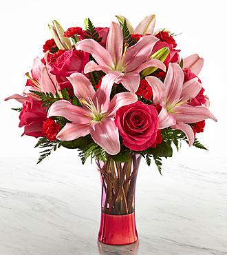Sweethearts Keepskake vase