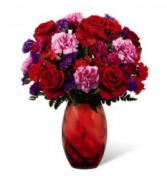 Colorful Sweetheart Valentine Bouquet