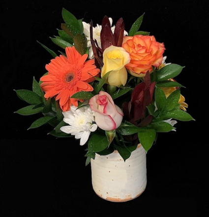 Sweetie Pie Mixed Floral Colors