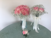 Sweetly Pink Wedding