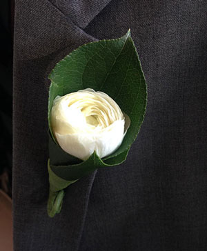 Sweetly Simple Boutonniere in Sedalia, MO   State Fair Floral
