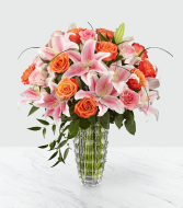 Sweetly Stunning Deluxe Arrangement