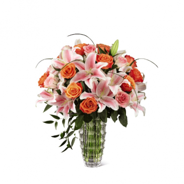 SWEETLY STUNNING LUXURY ARRANGMENT