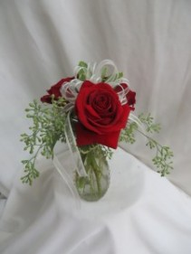 Sweetness Fresh Vased Arrangement