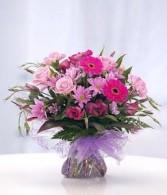 Sweetness Too Hand Tie Bouquet