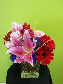 Sweetness Vase Arrangement