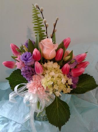 sweetness Vased Arrangement