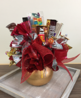 Sweet Treats Candy bouquet