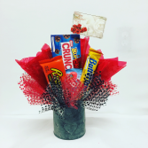 Sweets For Your Sweet  Candy Bouquet