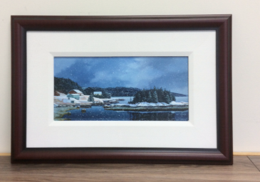 Swift current Ed Roche framed prints