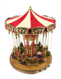 Swing Ride Music Box $185.00 only 1 in stock