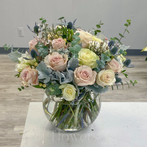Swiss Alps Vase Arrangement in Middletown, NJ | Fine Flowers