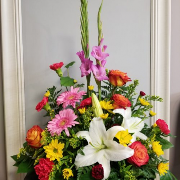 SYF-19 Flower Arrangement