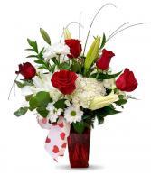 Symbol of Love Bouquet