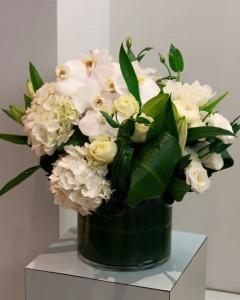 Sympathy Arrangement   in Oakville, ON | ANN'S FLOWER BOUTIQUE-Wedding & Event Florist
