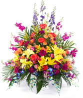 Funeral Flowers Symphony Flowers of Love