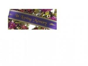 Sympathy Banner Product Upgrade - Add a Custom Banner in Selma, NC | SELMA FLOWER SHOP