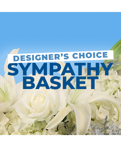 Sympathy Basket Designer's Choice