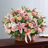 Designers Choice Sympathy Basket Delivery