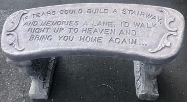 Sympathy Bench