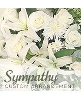 Sympathy Custom Arrangement