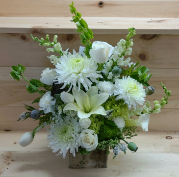 Sympathy Designer's Choice Box or Basket Arrangement