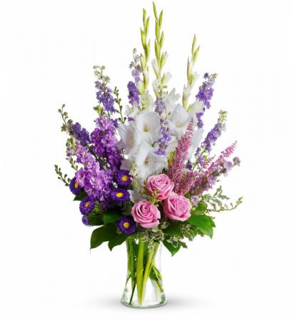 Funeral Flowers Bouquet of Joyfulness