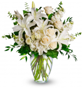 Funeral Flowers Bouquet of Reverence