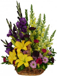 Sympathy Garden  in Charlotte, NC | L & D FLOWERS OF ELEGANCE