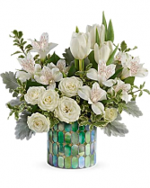 Sympathy In Mosaic Inspired Arrangements