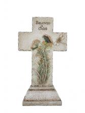 Sympathy Keepsake - Beloved Son Cross