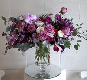 Sympathy Lilies   in Oakville, ON | ANN'S FLOWER BOUTIQUE-Wedding & Event Florist