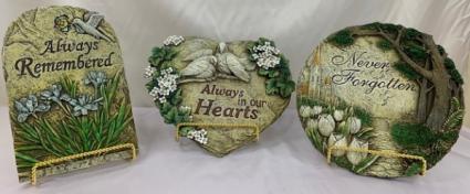 Sympathy Plaques  Memorial Gift Item
