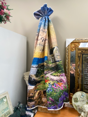 Sympathy Quilt  in Hermitage, TN | IN FULL BLOOM FLOWERS + GIFTS