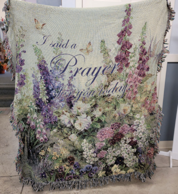 Sympathy Throw Blanket