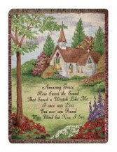 Sympathy Throw Funeral