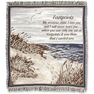Sympathy Throw Sympathy Keepsake