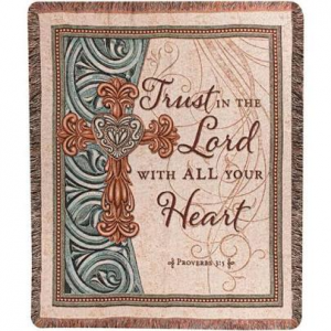 Sympathy Throws    Scriptural verses available  in Fairview, TN | Holman Florist