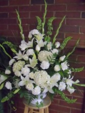 Sympathy Urn Arrangment