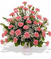 SYMPATHY URN Funeral flowers