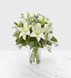 Sympathy Wondrous Elegance Vase Arrangement