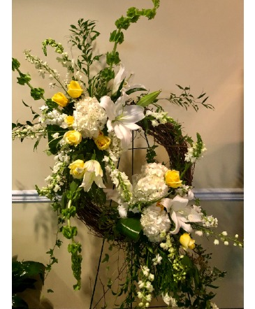 Sympathy Wreath sympathy