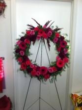 Sympathy Wreath Sympathy Wreath