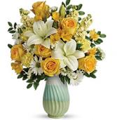 T18E100 Art Of Spring Vase