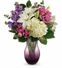 Teleflora's True Treasure Bouquet  T18M205A