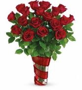 T18V210B  Dancing In Roses